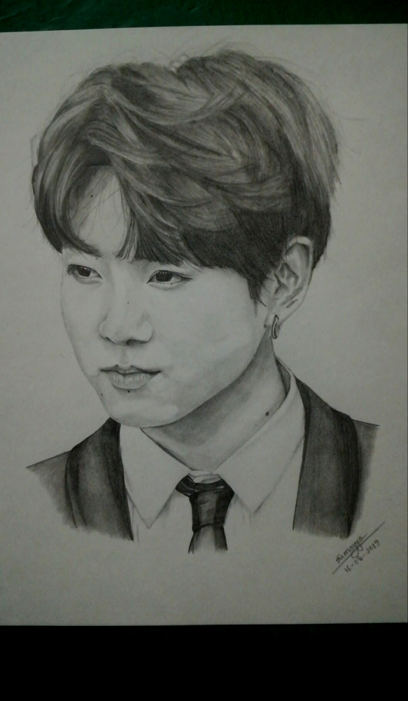 Jeon Jungkook by Tonwi